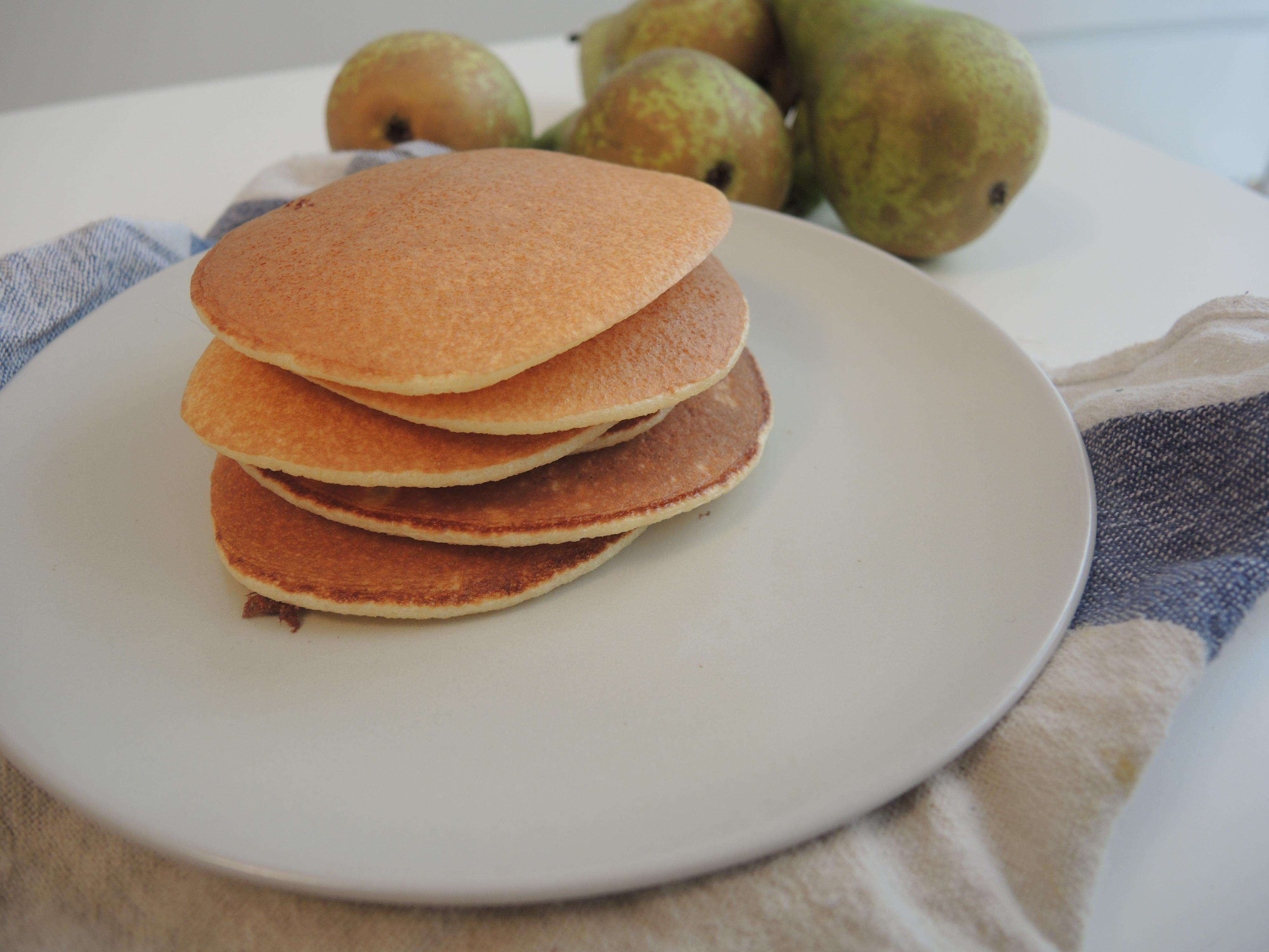 Mannowe Pancakes