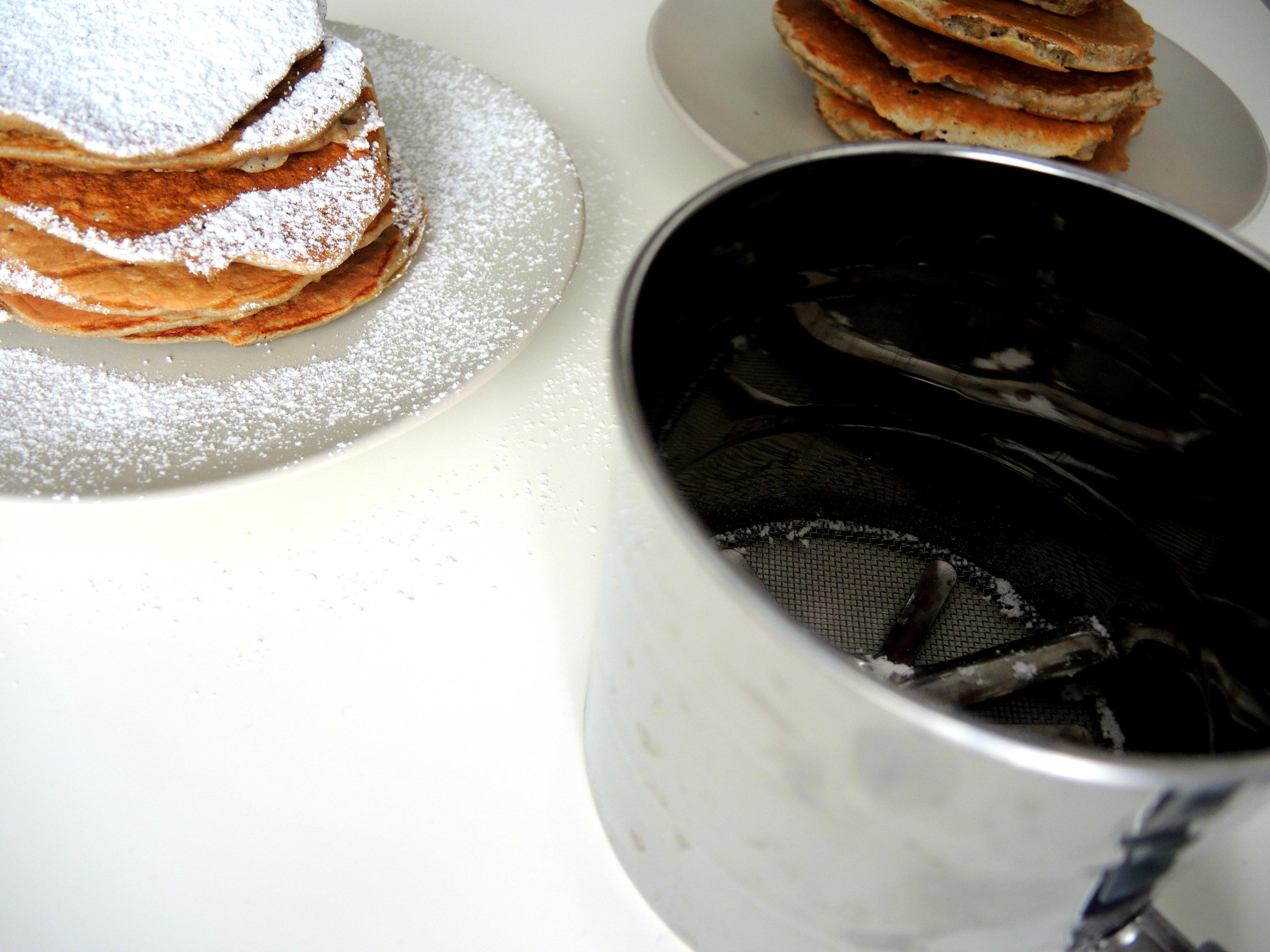 gryczane pancakes