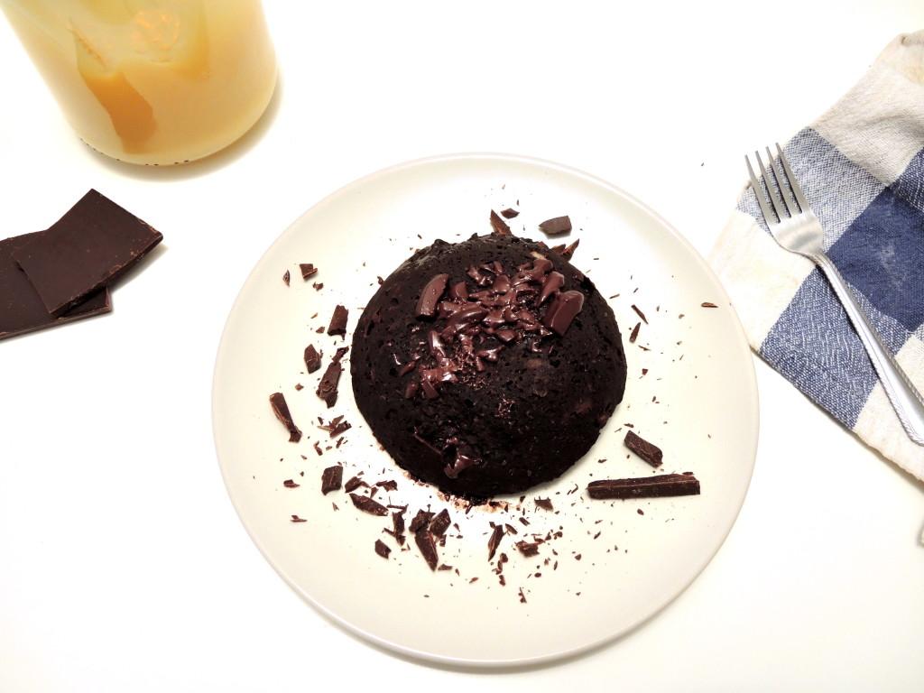 mikrofalowe ciasto