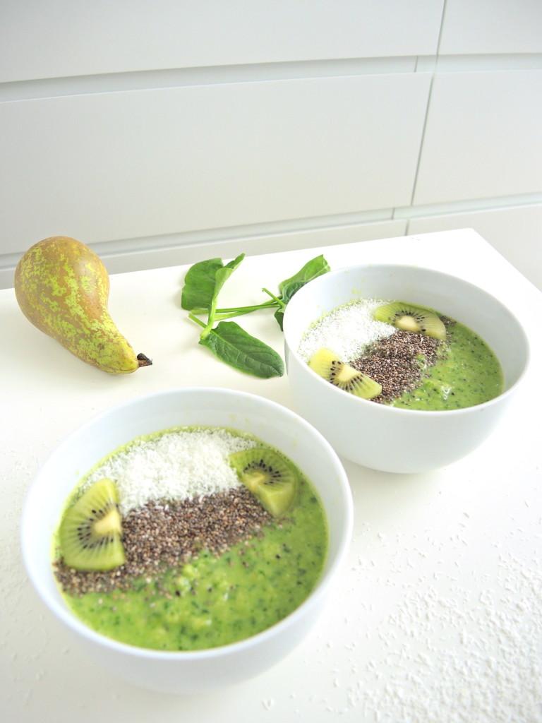 zielone tropikalne
