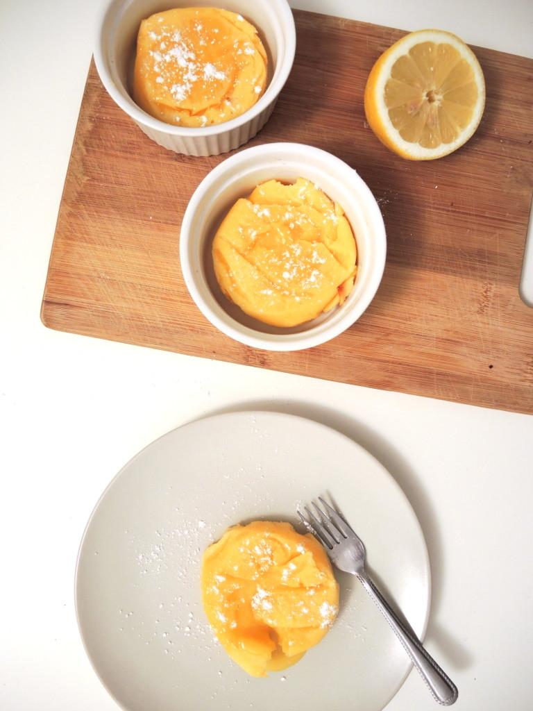 babeczki cytrynowa lawa