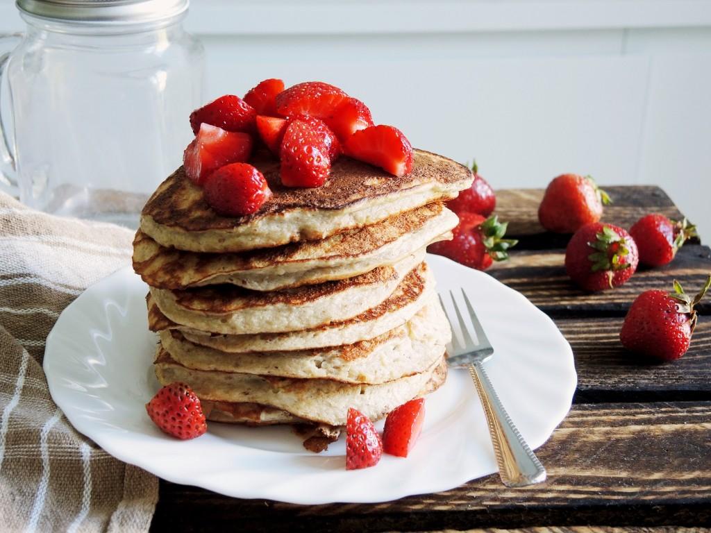 4-składnikowe pancakes