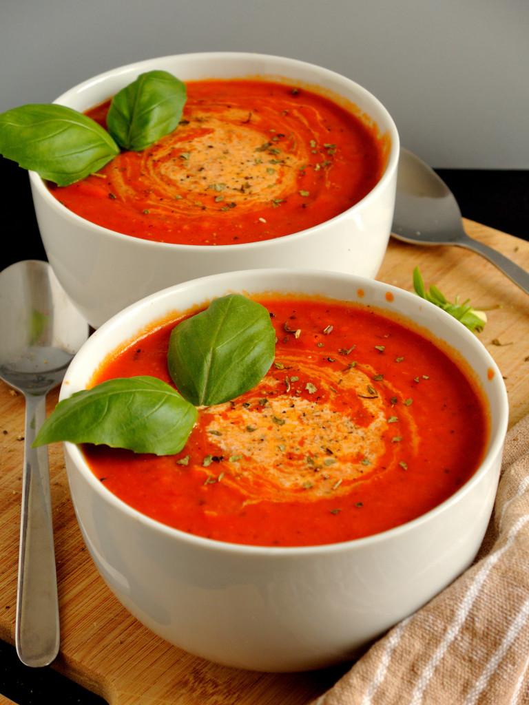 hiszpańska zupa gazpacho