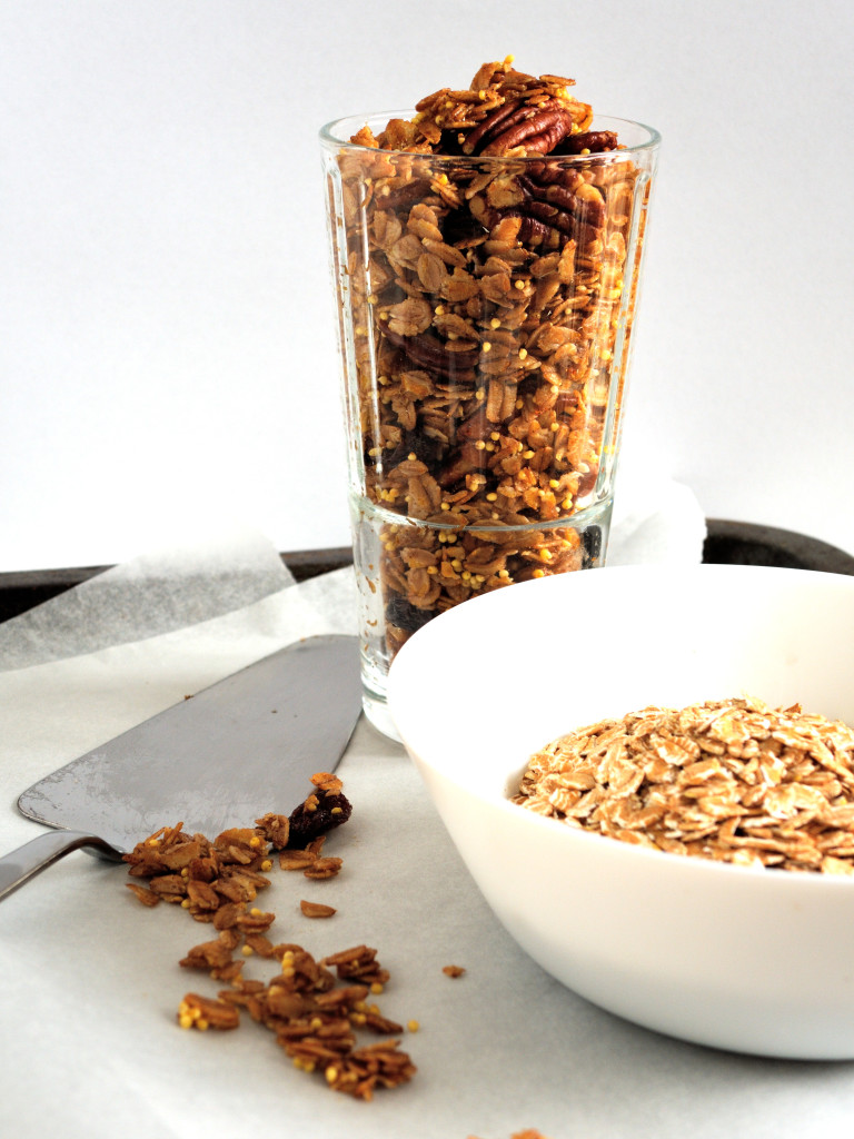 korzenna granola