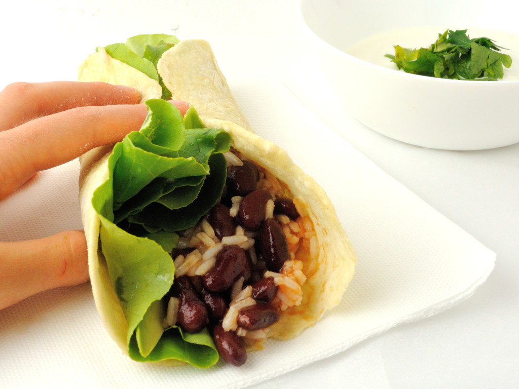 zdrowe burrito