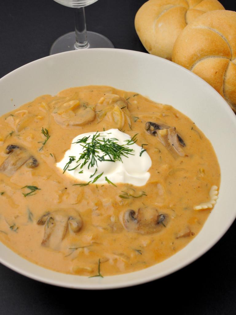 węgierska zupa