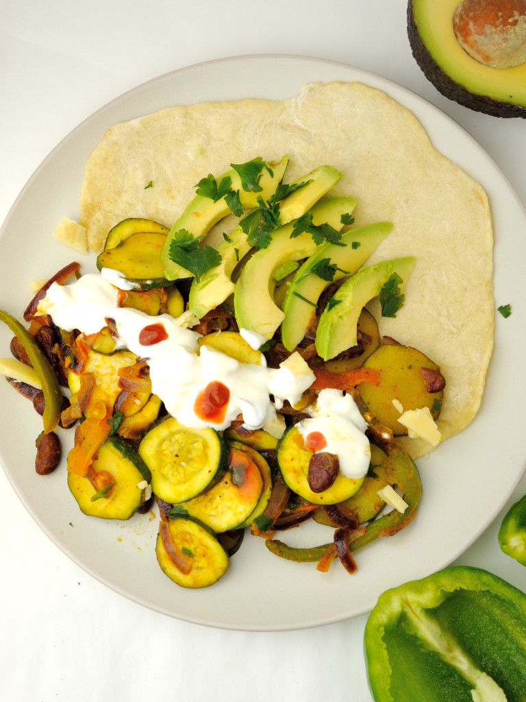 wegetariańskie leczo