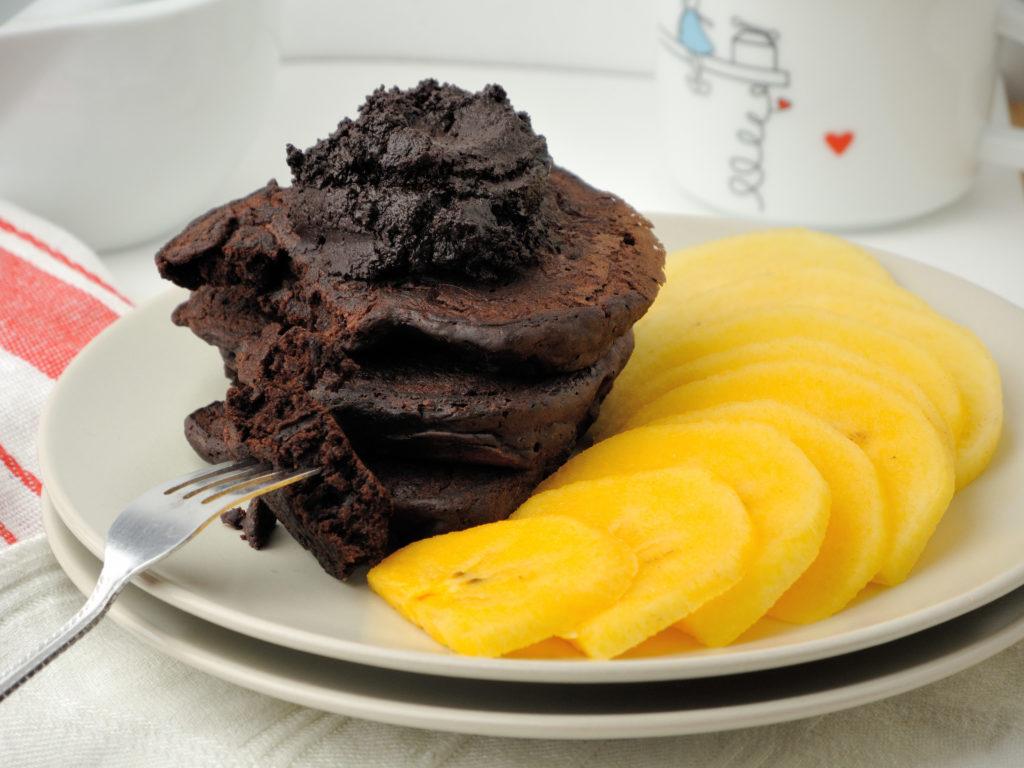 czekoladowe-pankejki