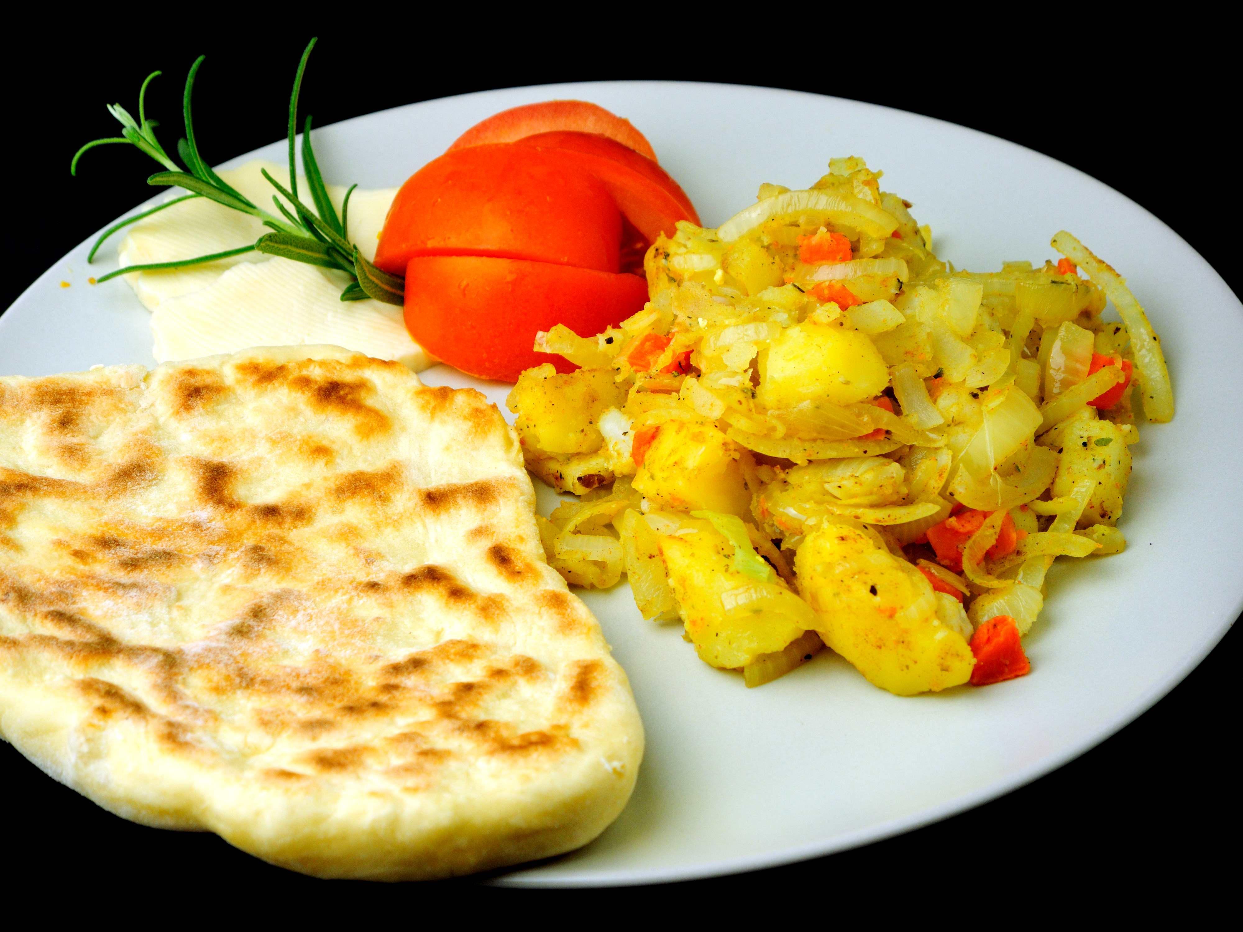 Indyjska Potrawka Warzywna