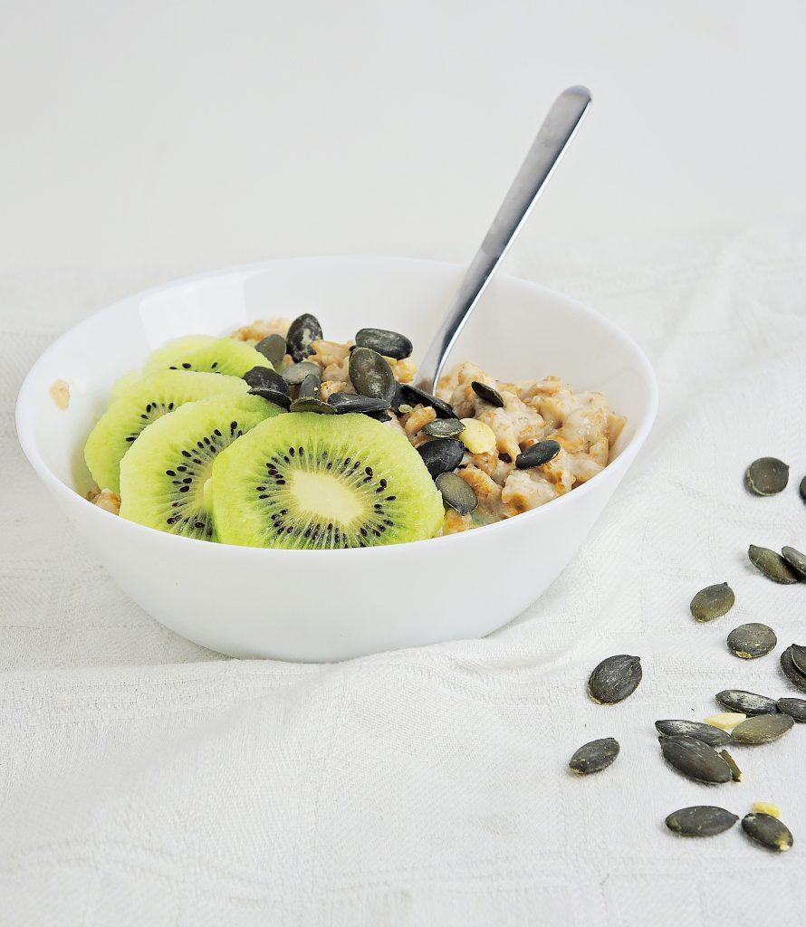 owsianka kiwi