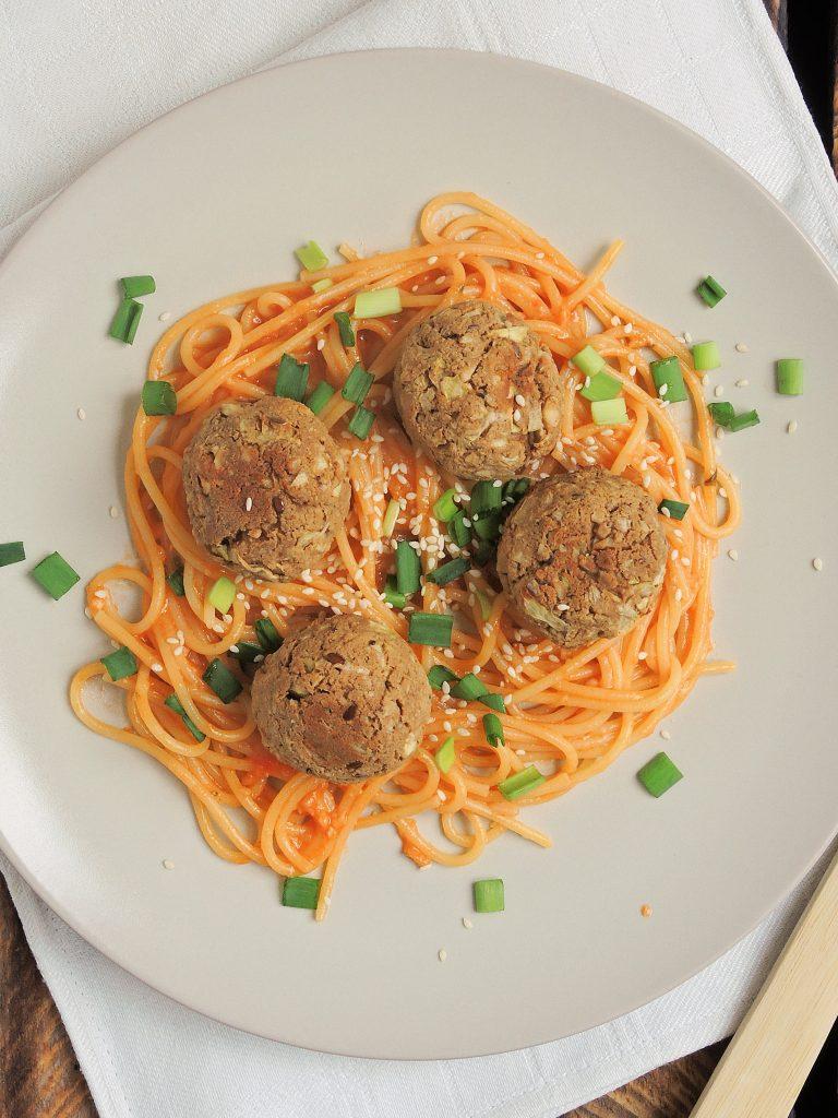 ostre spaghetti
