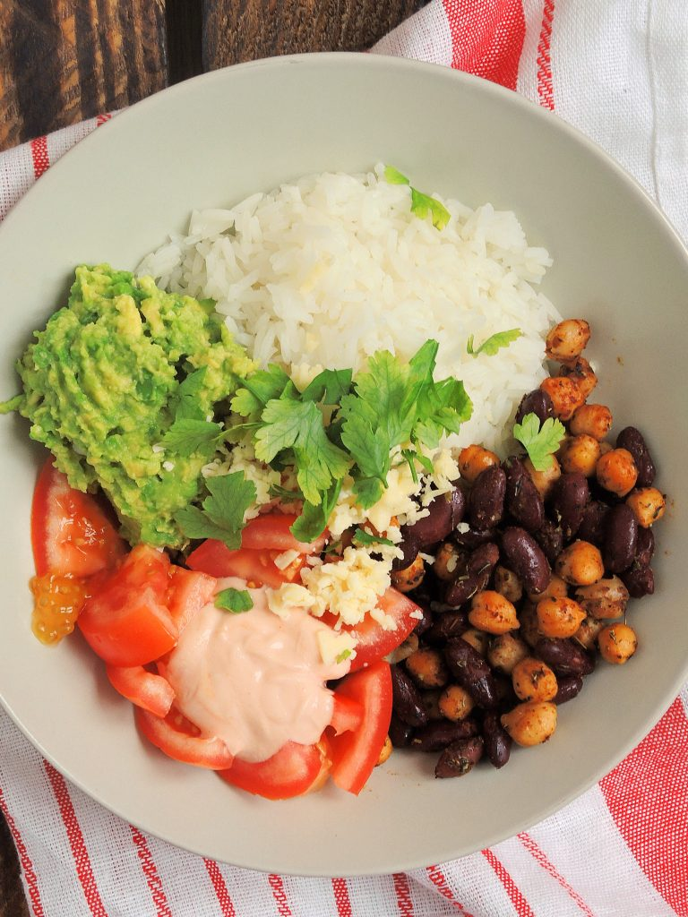 ryżowe taco