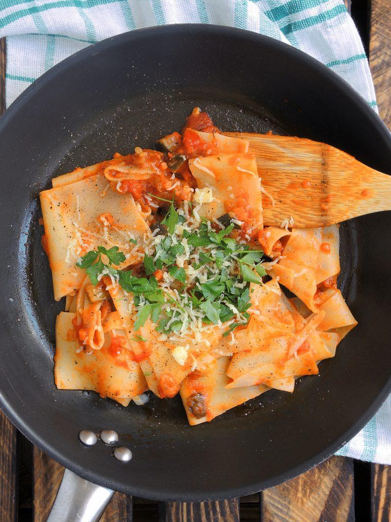 włoska lasagne