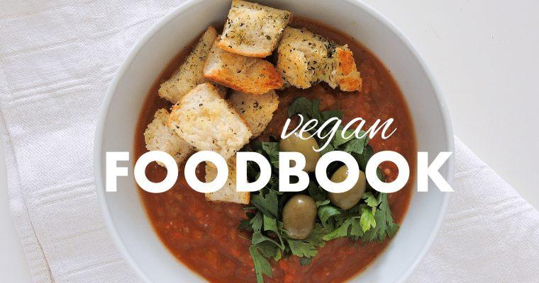Co jem w ciągu dnia? – Wegański Foodbook #5+Dlaczego wege parówki?!