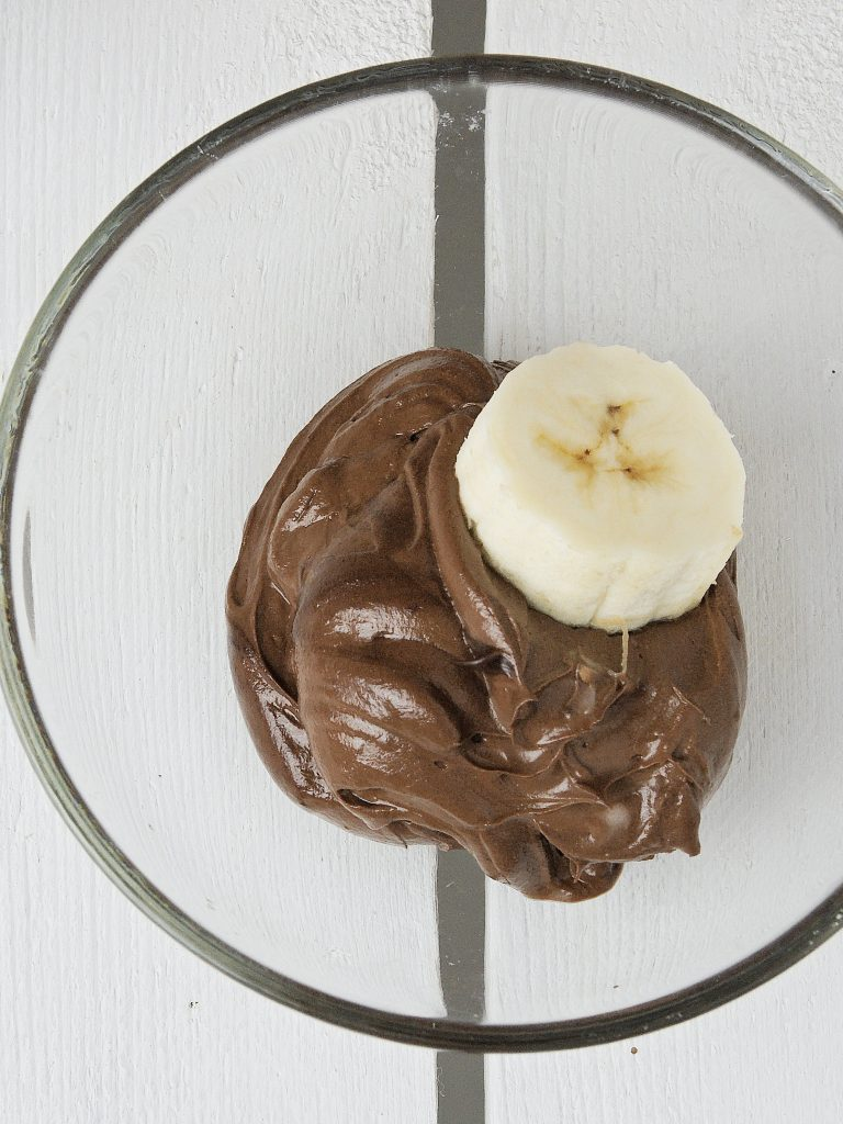 Wegański mus czekoladowy z nutką kawy