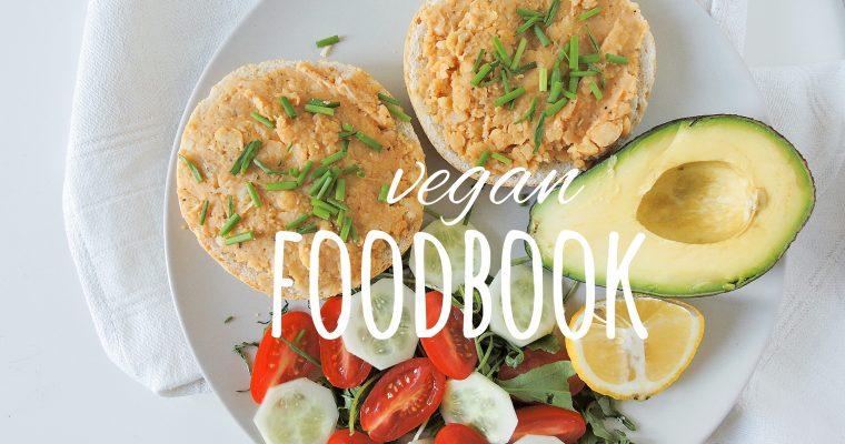 Co jem w ciągu dnia? – Wegański Foodbook #6+Wspieramy Uszakowo!