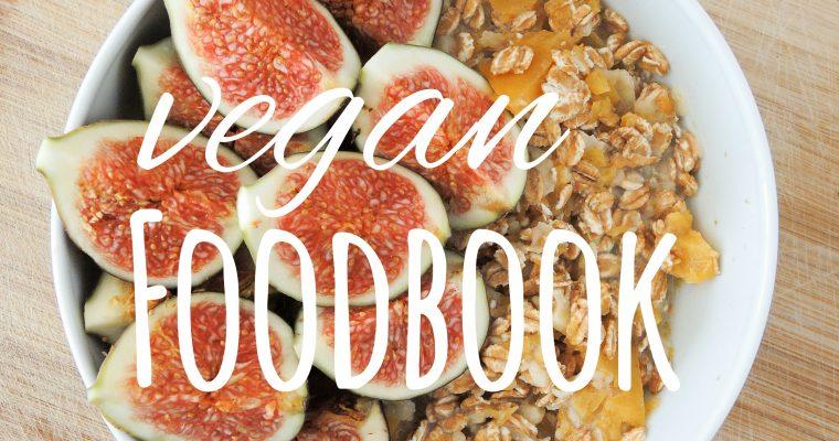 Wegańskie odkrycia września+Foodbook, czyli co jem w ciągu dnia #10