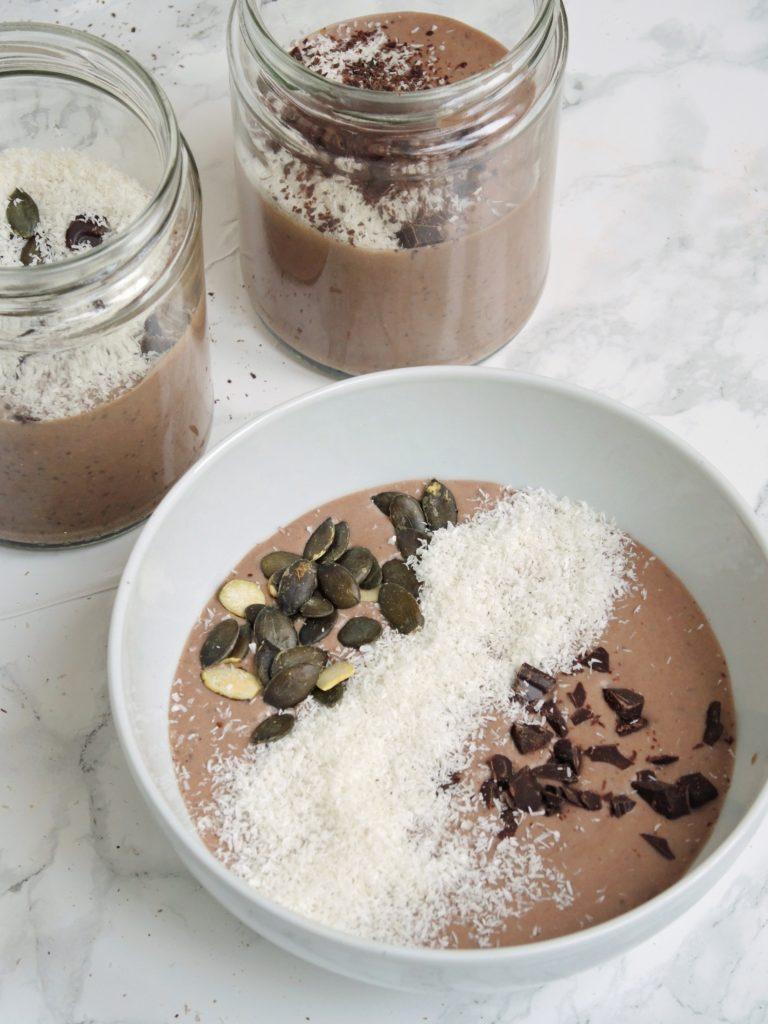 Idealny pudding chia