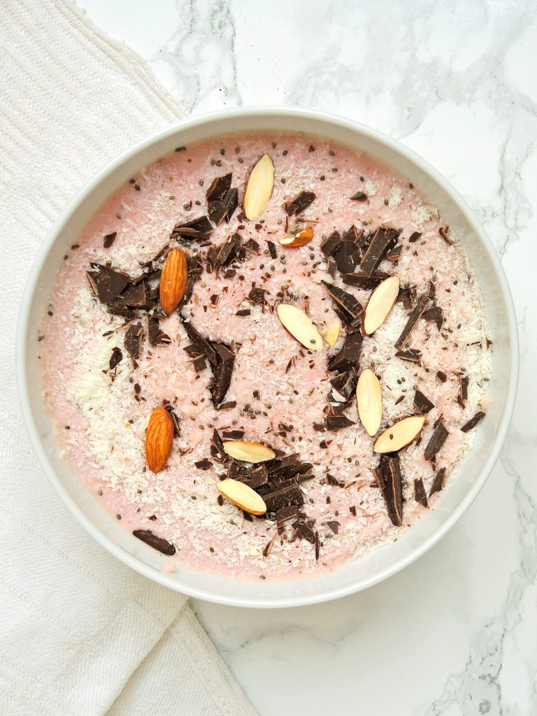 Owocowe Smoothie Bowl