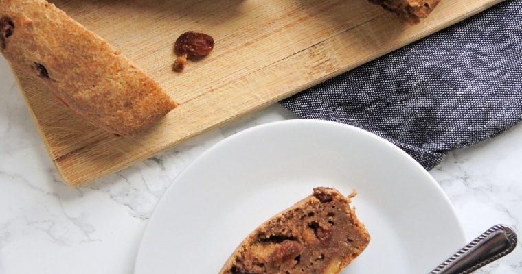 Wegańskie Ogórkowe Ciasto