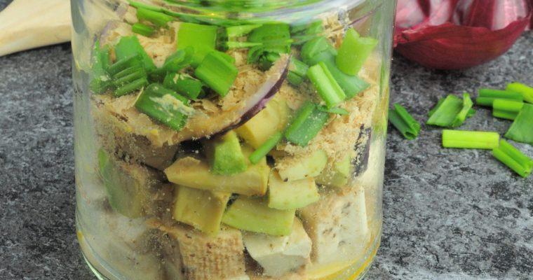 Tofu a la Śledzik