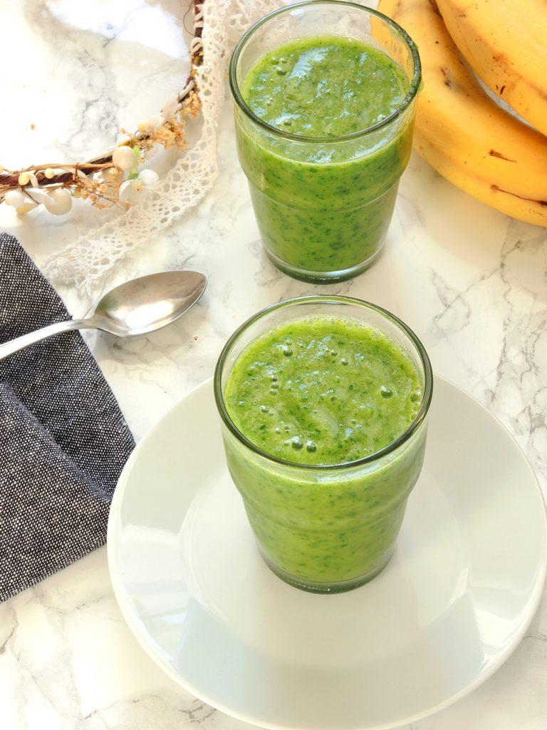 Zielone Smoothie - Słodkie i Zdrowe
