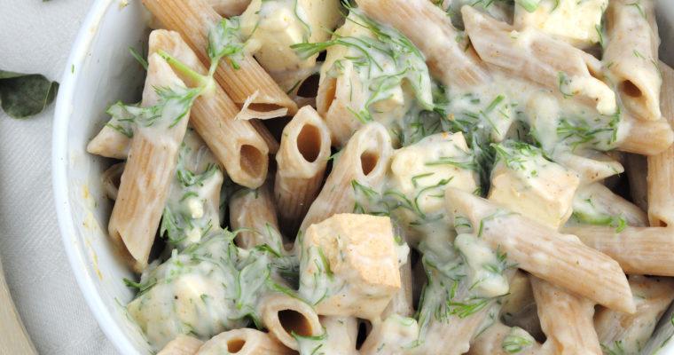 Tofu w Jogurtowym Sosie Curry