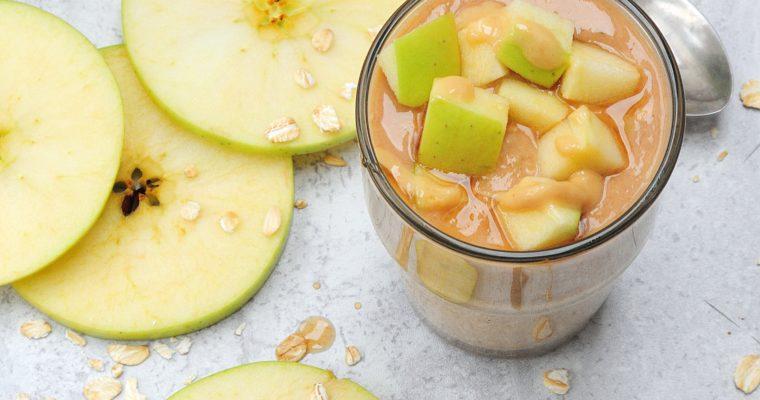 Daktylowo-Jabłkowe Korzenne Smoothie