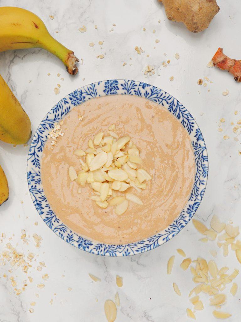 Dyniowi-bananowe smoothie