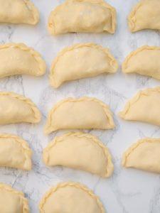 Idealne Ciasto na Pierogi + Wegańskie Ruskie