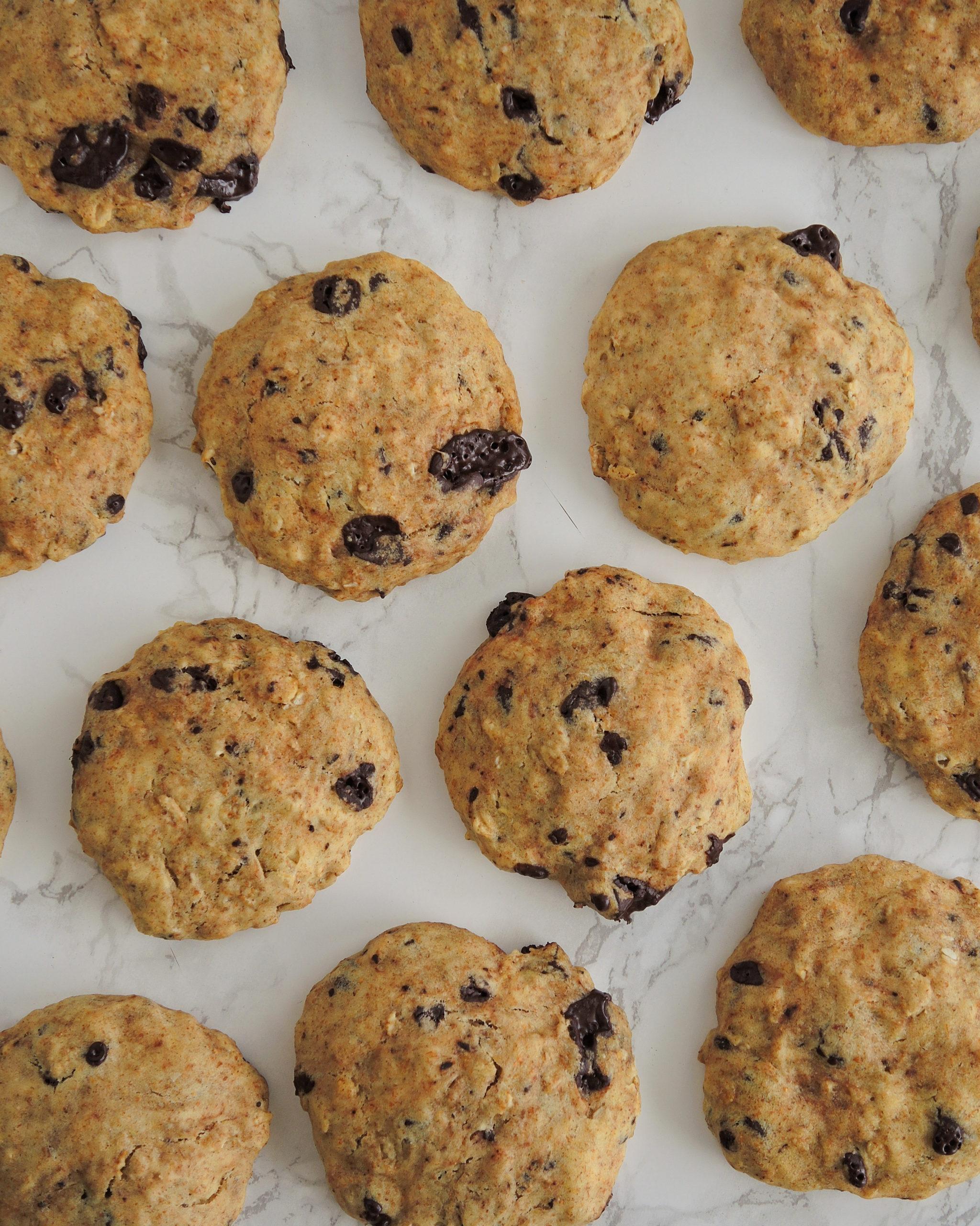 Ciasteczka z czekoladą (Chocolate Chip Cookies)