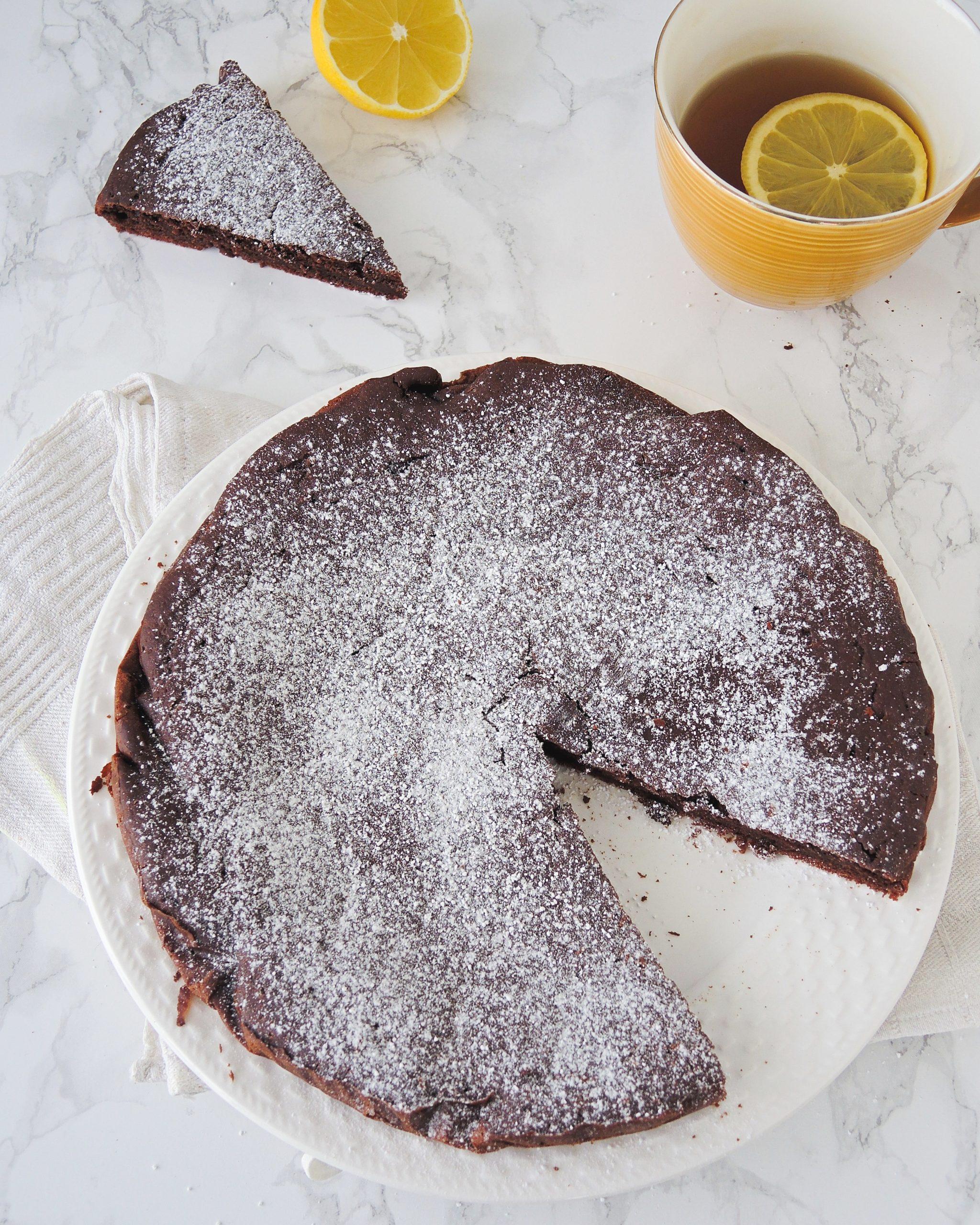 Ciasto czekoladowe (Murzynek)