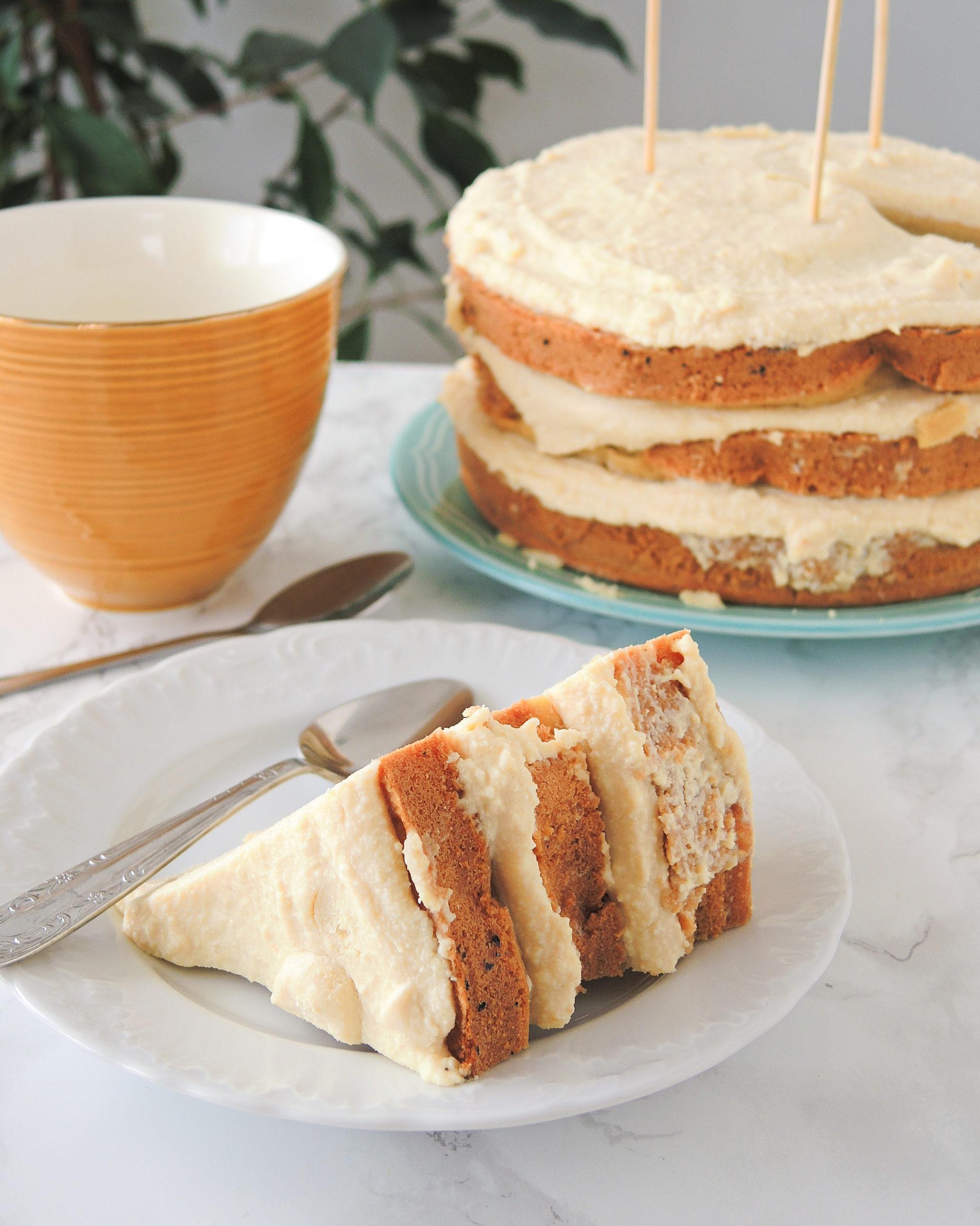 Tort waniliowy