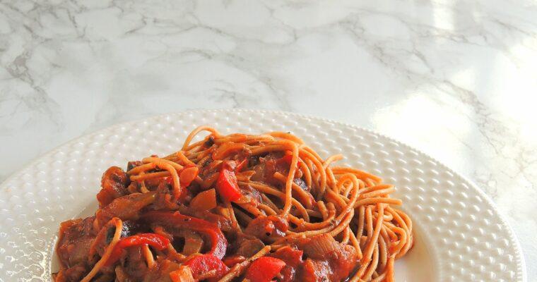 Spaghetti Ratatuj
